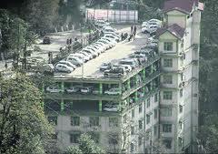 shimla parking